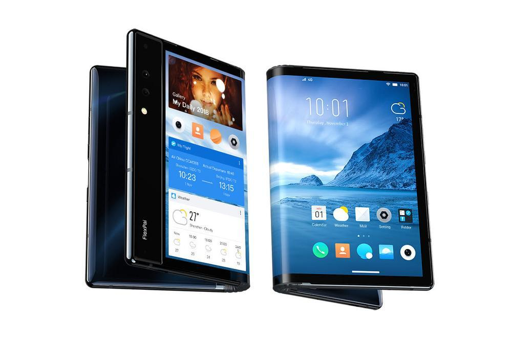 foldable phone value prop